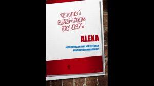 ALEXA-Video mit 21 Ausbildungs-Tipps