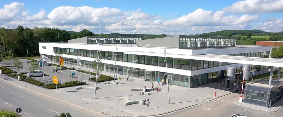 Die Junior Business Unit ist im PHOENIX CONTACT Training Center in Schieder-Schwalenberg untergebracht (c) PHOENIX CONTACT GmbH & Co. KG